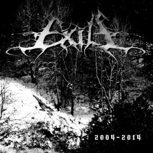 EXILE - 2004-2014 - cover