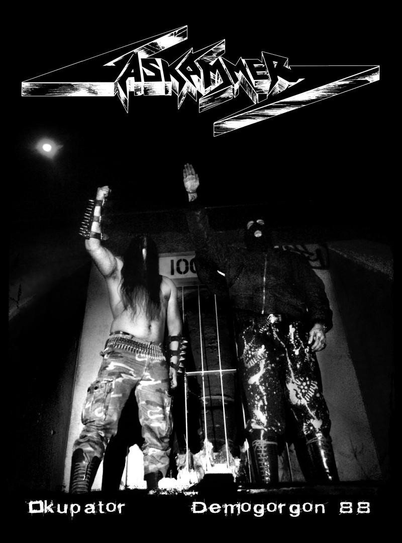 "GASKAMMER – ""Judocarnage"" CD by Black Metal Cult records — ACCLAIM ..."