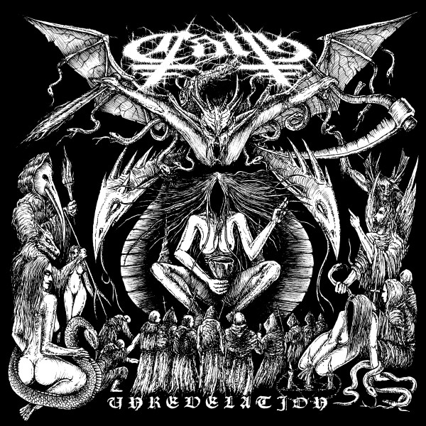 "CALTH – ""Unrevelation"" CD by Black Metal Cult records — ACCLAIM ..."