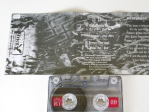 88 - Total Genocide -tape - photo