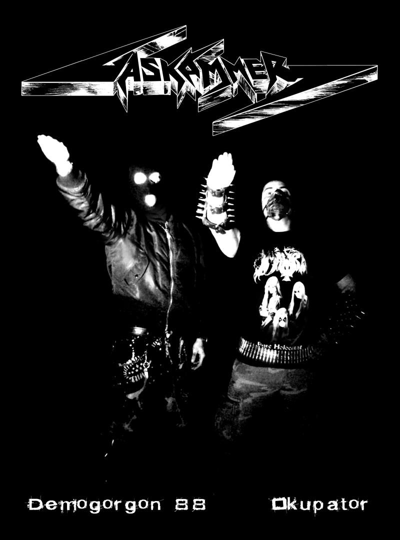 Gaskammer Acclaim Records Black Metal Label