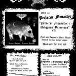Perverse Monastyr - flyer3
