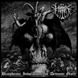 hordes of hate blasphemic
