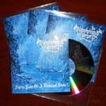 Blasphemous Overlord Black Metal CD-r 2